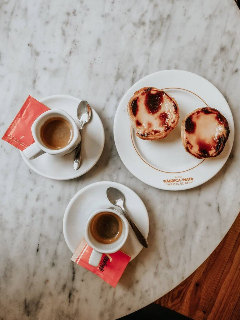 where to eat pastel de nata oporto fabrica da nata